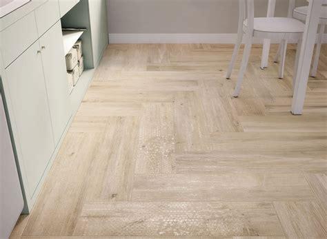 white kitchen floor tile ideas wood look tiles