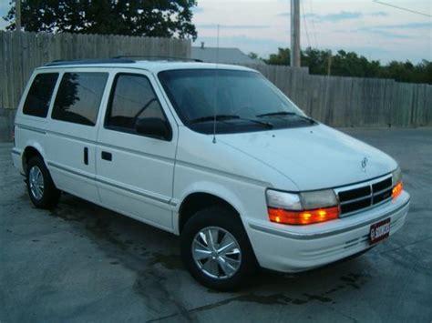 1993 Dodge Caravan by Deadmetal222 1993 Dodge Caravan Cargo Specs Photos