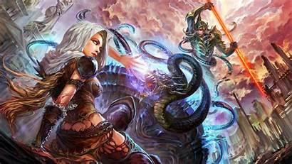 Warcraft Wow Wallpapers Forsaken Desktop Backgrounds Background