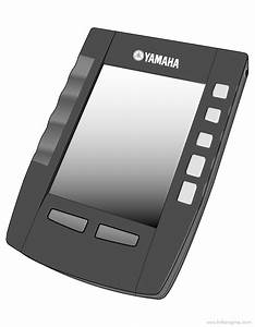 Yamaha Rav-2000 - Manual