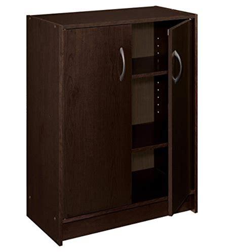 Closetmaid Door Rack - closetmaid 8925 stackable 2 door organizer espresso