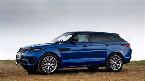 Land Rover Range Rover Sport Wallpapers by 2018 Land Rover Range Rover Sport Svr Wallpapers
