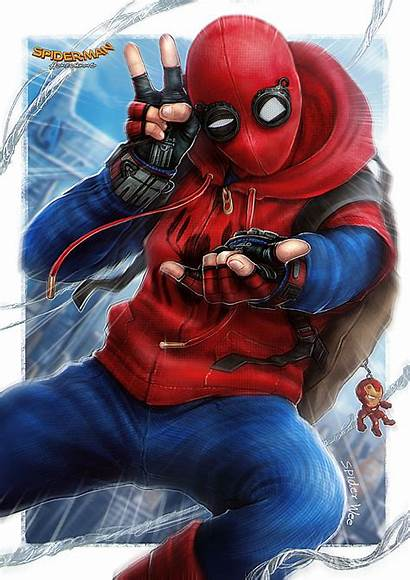 Ruby Spider Homecoming Rose Male Wattpad Reader