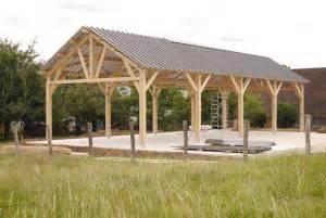 Batiment En Kit Bois : batiment agricole et hangar en bois pas cher le ~ Premium-room.com Idées de Décoration