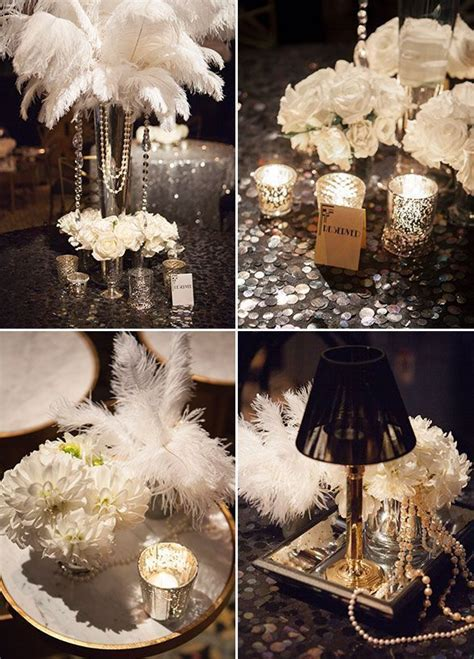 37 Awesome of 1920s Party Decorations Ideas Gatsby