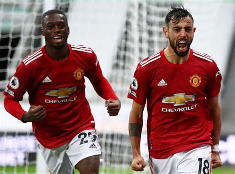 Newcastle vs Manchester United Player Ratings - The United ...