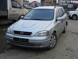 Opel Astra 2001 : image gallery opel astra 2001 ~ Gottalentnigeria.com Avis de Voitures