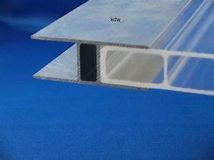 Doppelstegplatten 16 Mm Preisvergleich : h profil f r 16 mm steglatten kunststoffhandel paruschke kunststof ~ Yasmunasinghe.com Haus und Dekorationen