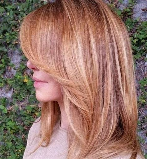 Real Strawberry Hair by 25 Best Ideas About Strawberry Highlights On