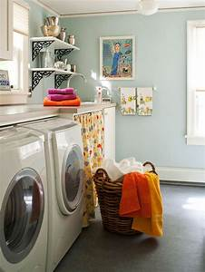 New Home Interior Design: Stylish & Efficient Laundry Rooms