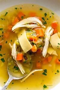A Superior Chicken Soup