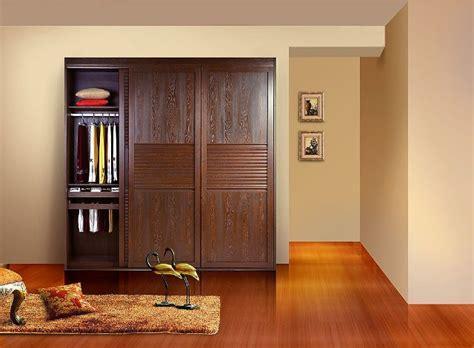 desain lemari pakaian minimalis  kamar tidur