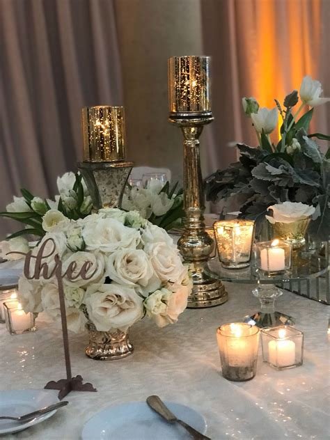 By STEM Events Table decorations