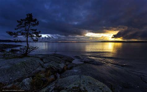 tlcharger fond d ecran nuit lac paysage fonds d ecran gratuits pour votre rsolution du bureau