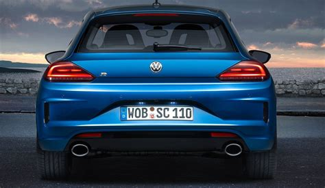 volkswagen scirocco 2017 new scirocco rumored for 2017 with quot rs quot version