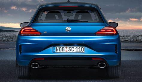 Volkswagen Scirocco R  2017, 2018, 2019 Volkswagen Reviews