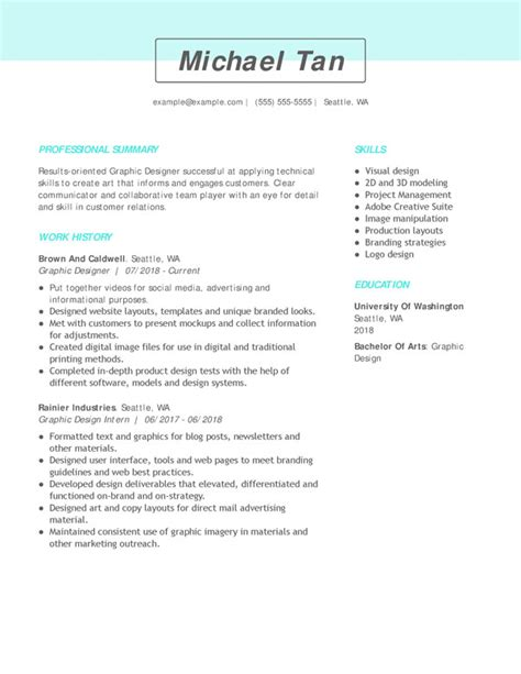 Resume Template by Free Professional Resume Templates From Myperfectresume