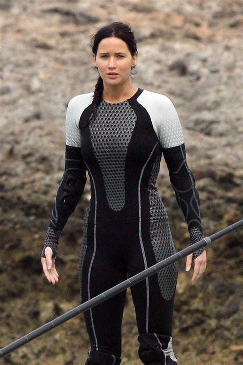 jennifer lawrence   sexy full body wetsuit news people
