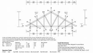 Metal Truss Design Steel Truss Diagram Pole Barn Metal