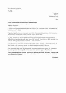 Contestation Fourriere Remboursement : lettre de contestation de l 39 indemnisation ~ Gottalentnigeria.com Avis de Voitures