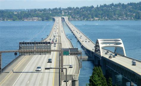 Seattle Is Topping One Of Its Famous Floating Bridges With