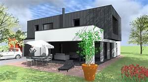 cuisine photo maison neuve en construction jpg idee With idee maison a construire