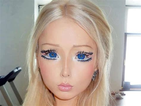 Human Barbie Valeria Lukyanova Reveals She Wants To Become