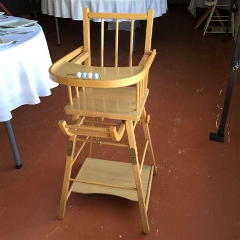 chaise haute b b pliable chaise haute bébé location vaisselle 81 matériel de