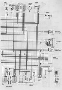 1982 Yamaha Xj 650 Wiring Diagram  1982  Free Engine Image For User Manual Download