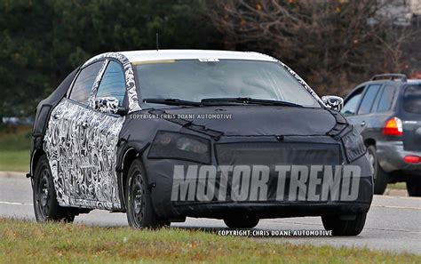 Spied! Dodge Hornet Caught Testing Out In The Open