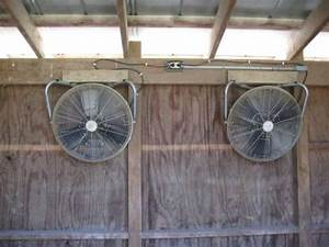 blog backyard horse weblog budget and creative With barn stall fans