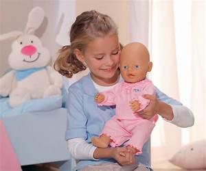 Baby Großer Kopf : baby born 800003 puppe spielzeug ~ Orissabook.com Haus und Dekorationen