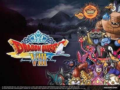 Quest Dragon Viii 3ds Nintendo Features Dq8