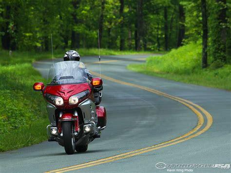 honda goldwing touring review  motorcycle usa