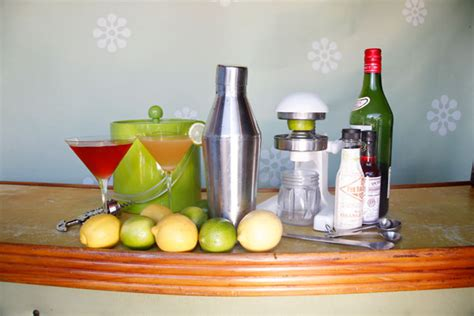 Bar Essentials by How To Basic Bar Essentials Make