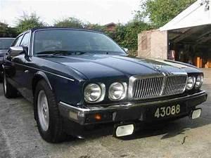 Jaguar Xj6 Xj40 2 9 1989 Saloon Convertible Blue Manual