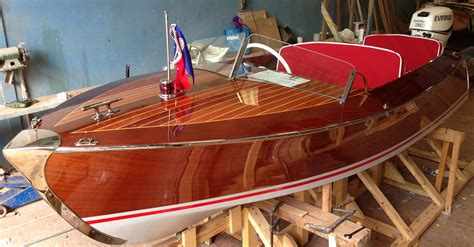 Riva Wooden Boat Plans by Classic Wooden Boat Plans 187 Riva Scoiattolo