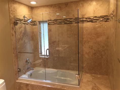 Glass Shower Enclosure by Door Enclosure Patriot Glass And Mirror San
