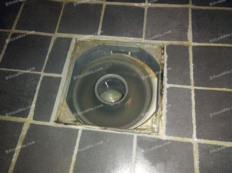 forum plomberie bricovid 233 o receveur de probl 232 me d odeur dans bonde