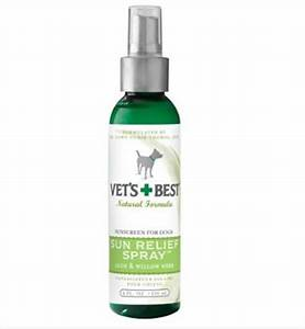 spray on dog sunscreen great green pet With dog sunscreen