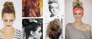Coiffure Simple Femme : 50 styles de coiffures simples faciles et belles que vous pouvez adopter pour tous les jours ~ Melissatoandfro.com Idées de Décoration
