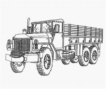 Coloring Army Military Tank Camion Truck Lego