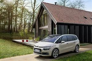 2016 Citroen C4 Picasso And 2016 Citroen Grand C4 Picasso