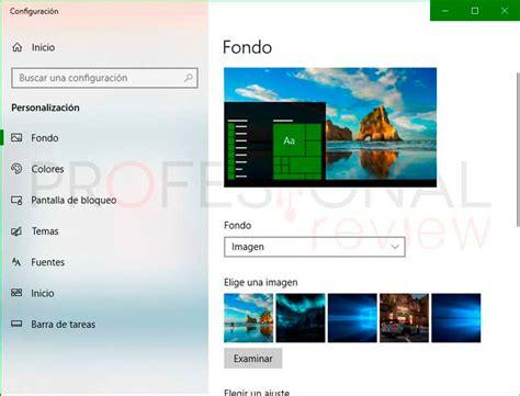fondos de pantalla windows  consejos opciones  mucho mas