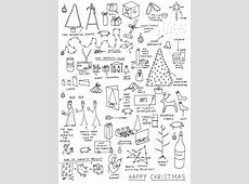Hard Christmas Worksheet – Festival Collections
