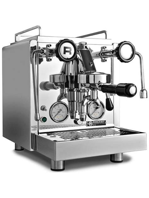 The rocket r58 cinquantotto didn't remove any of its previously beloved core features. Rocket Giotto Evoluzione - R   ECM Espresso Coffee Machines Co.