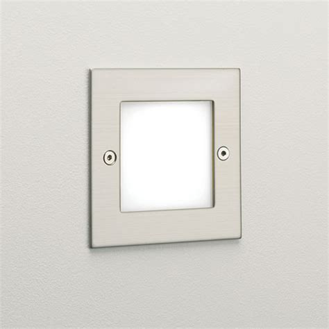 led downunder outdoor recessed wall light by slv lighting