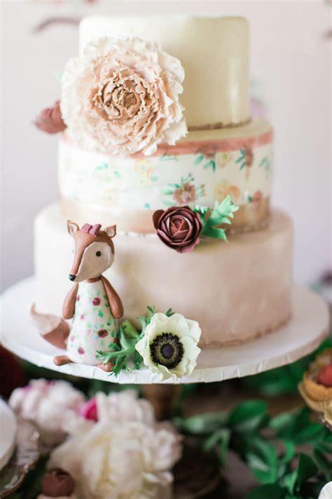charming fox themed birthday party birthday party ideas