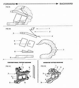 Patent Us7908943 - Oblique Tattoo Machine