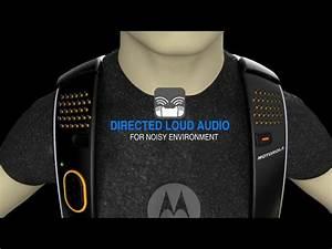 Wearable Harness Radio